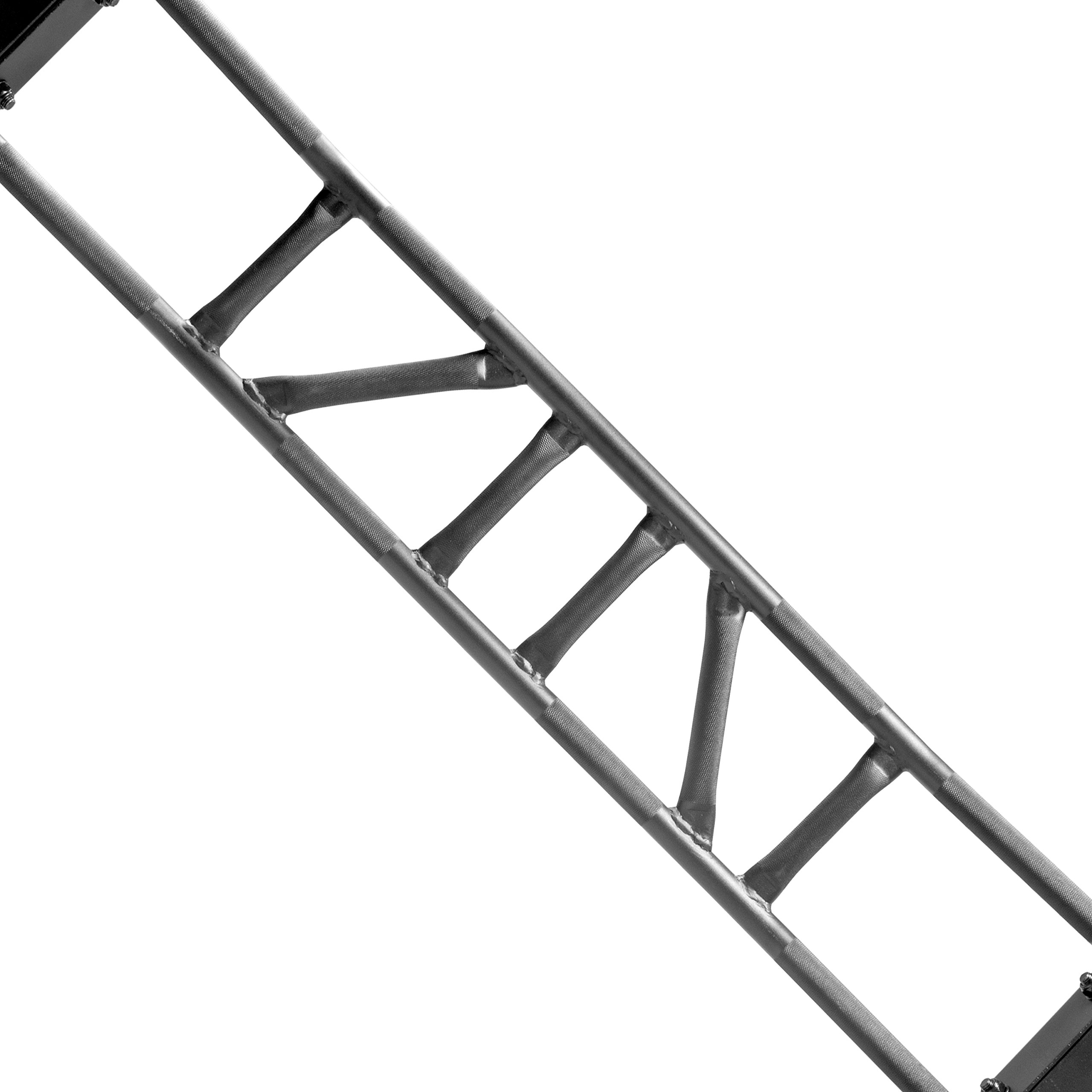 XMark Commercial Multi-Grip Wall Mounted Chin-Up Pull-Up Bar XM-9025 by XMark (Image #8)