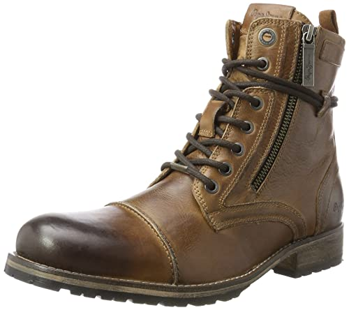 various design online for sale 100% high quality Pepe Jeans Melting Zipper New, Bottes & Bottines Classiques Homme