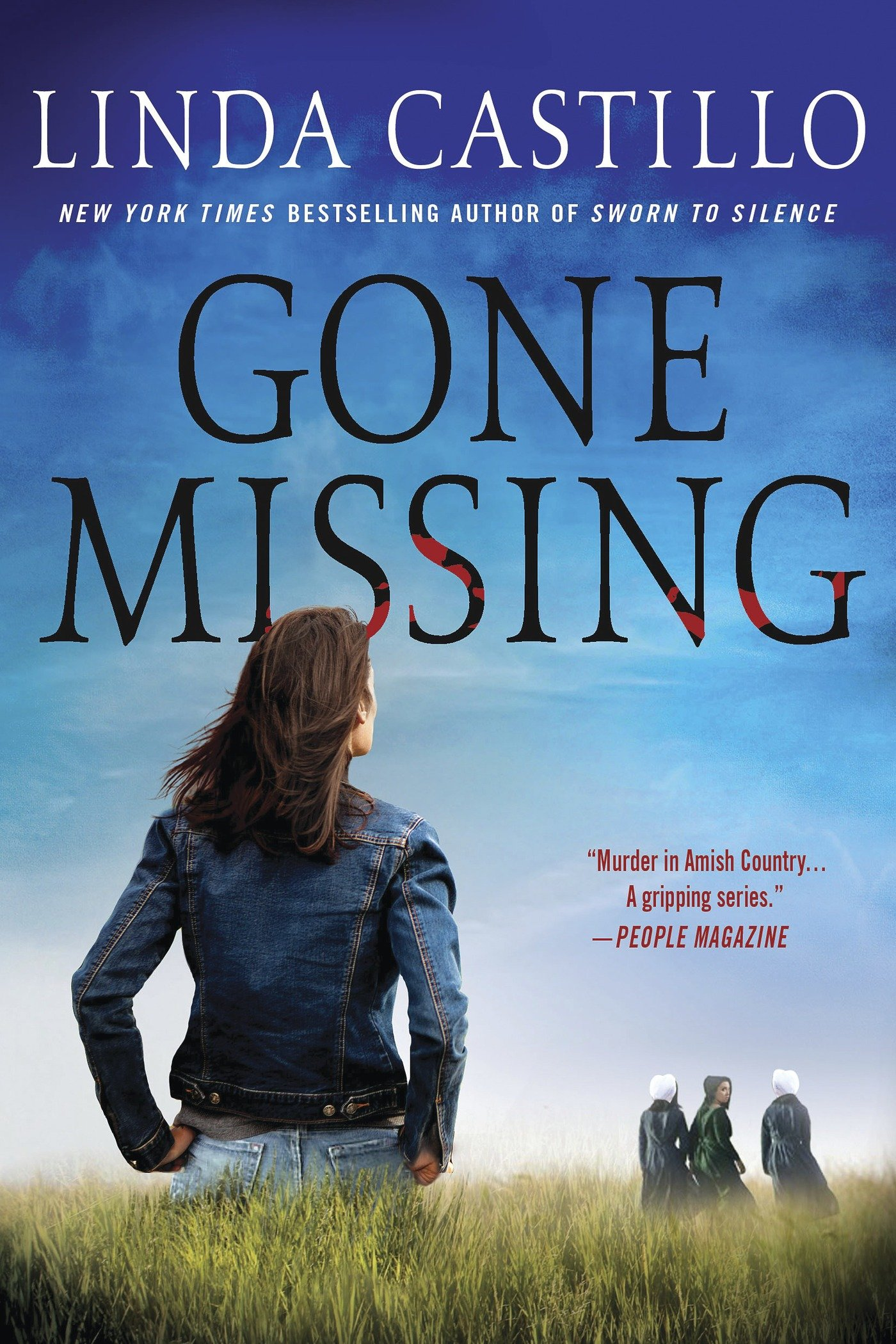 Gone Missing: A Kate Burkholder Novel (English Edition)