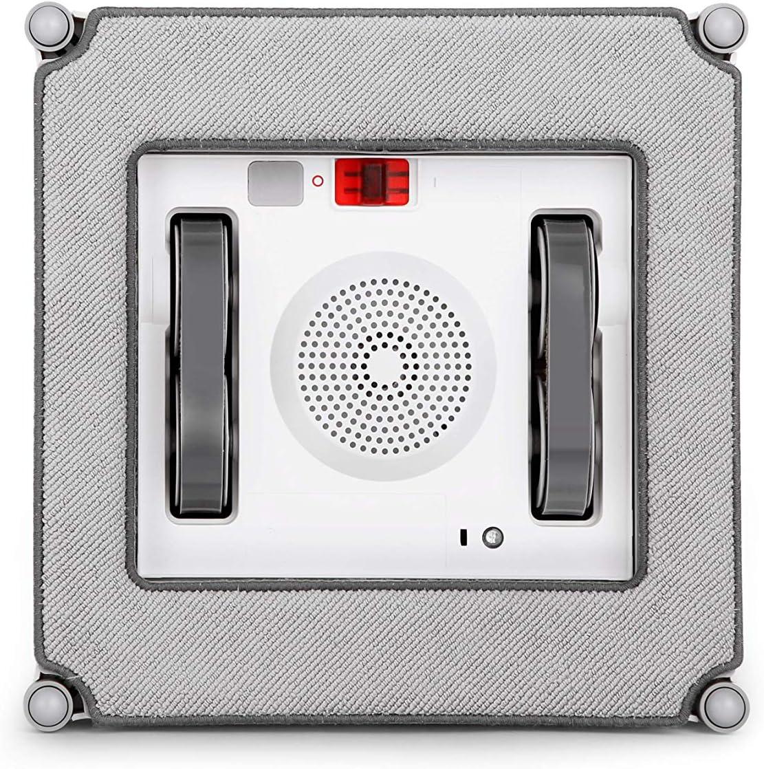 Neuheit 2021 : Intelligenter Fensterputzroboter mit Sicherheitssystem ECOVACS WINBOT 920 Smartphone-Steuerung via App und tragbarer Aufbewahrungstasche f/ür Fensterputzer Roboter Weiss