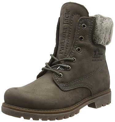 afff624f92980a PANAMA JACK Damen Felicia Kurzschaft Stiefel  Amazon.de  Schuhe ...