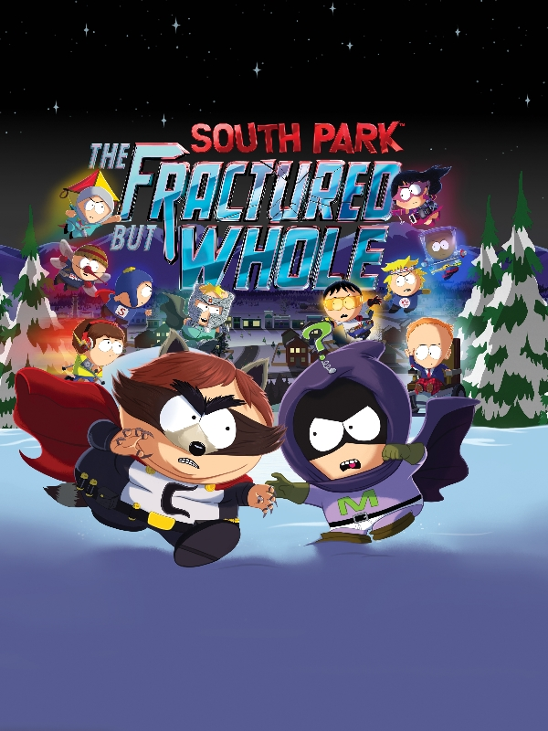 South ParkTM: The Fractured but WholeTM box art