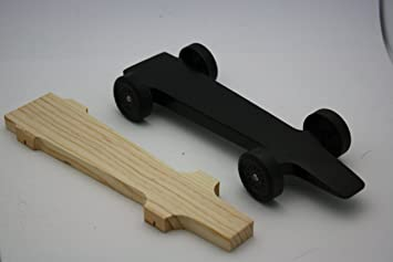 pinewood derby cars plans