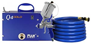Fuji Q4 GOLD Turbine Spray System