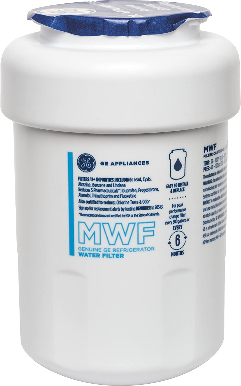 General Electric MWF Refrigerator Water Filter