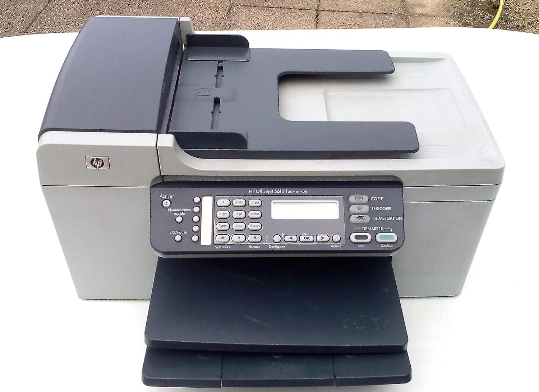 HP Officejet 5610 - Impresora multifunción (Inyección de tinta ...