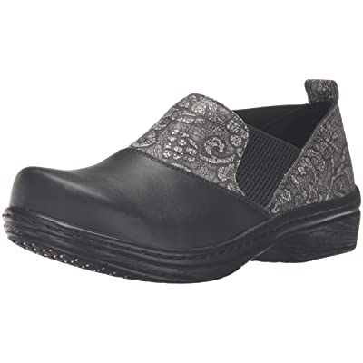 Klogs USA Women's Bangor Mule, Black Wigwam/Black Full Grain, 6.5 M US | Mules & Clogs