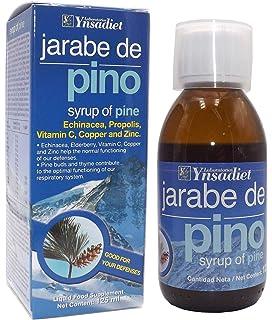 Jarabe de Pino|Complemento Alimenticio con Vitamina C ...