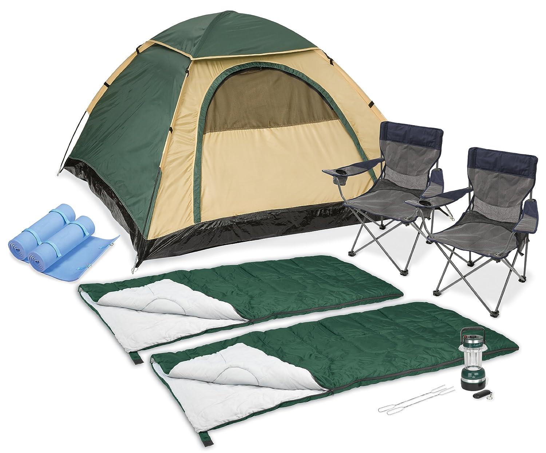 Amazon.com : Stansport 99805 2 Person Camp Set : Tents : Sports U0026 Outdoors