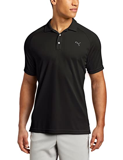 76585ba884b98 Puma Golf NA Men's Raglan Tech Polo Tee