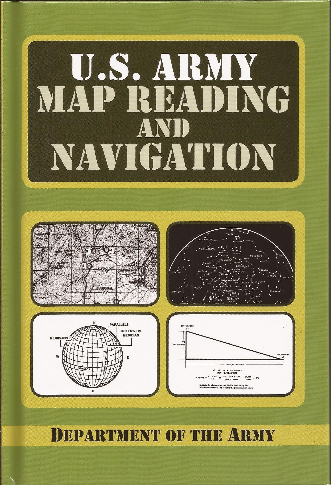 Download U.S. Army Map Reading and Navigation PDF
