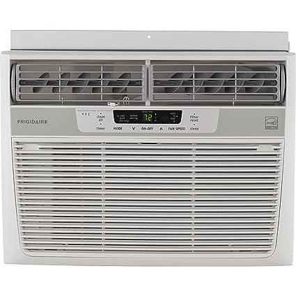 amazon com frigidaire 12 000 btu 115v window mounted compact air rh amazon com Frigidaire Parts Frigidaire Dishwasher Owner's Manual