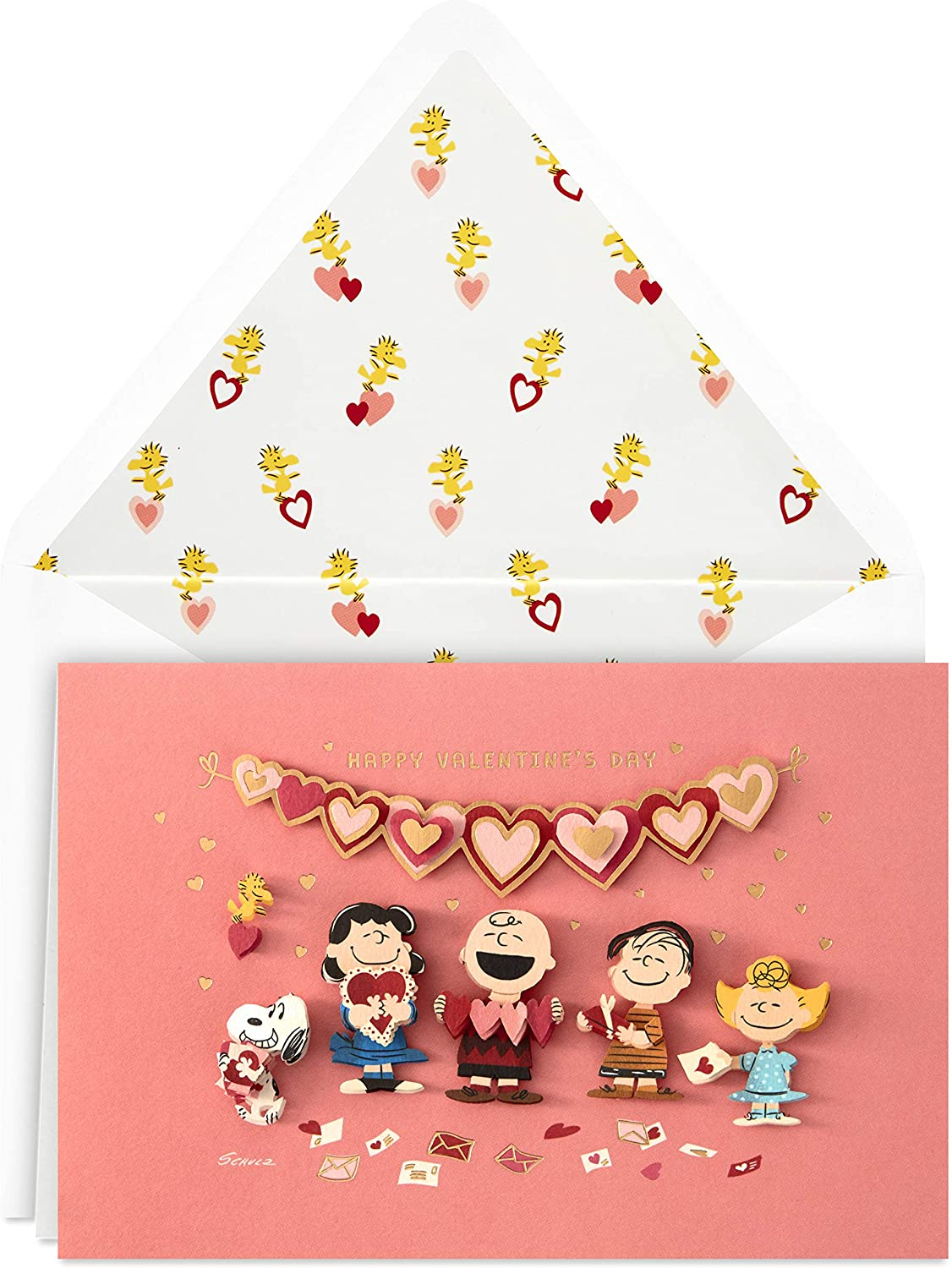 LINUS NEW THE WHOLE PEANUTS GANG LAYERED STICKERS CHARLIE BROWN SALLY /& MORE
