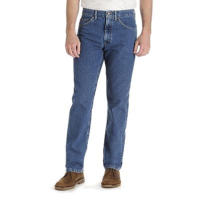 Lee Regular Fit Straight Leg Stretch Jeans Mens Big /& Tall