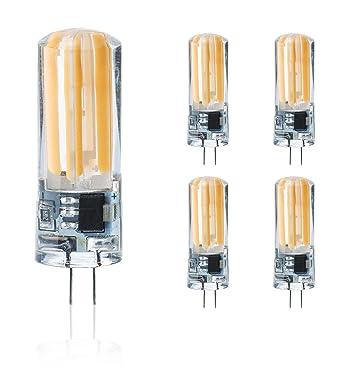 Ampoules Halogenes G4 Led Led Kobos Lot De 5 5 W Remplace 40 W