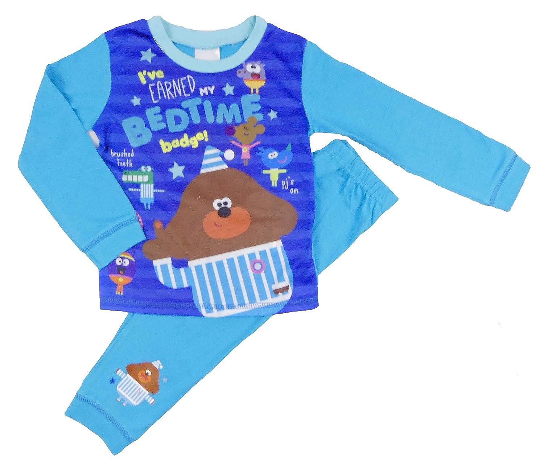 Hey Duggee Boys and Girls Pyjamas Sleepwear Two Styles 18-24M to 4-5Y