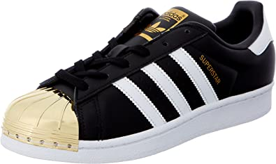 adidas Originals Superstar Metal Toe, Baskets Basses Femme