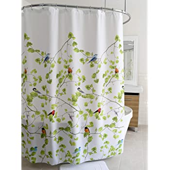Amazon Com Collections Etc Birds And Blooms Floral Shower