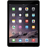 (Renewed) Apple iPad Air 2, 64 GB, Space Gray,