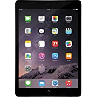 Apple iPad Air 2, 16 GB, Space Gray, Newest Version (Certified Refurbished)