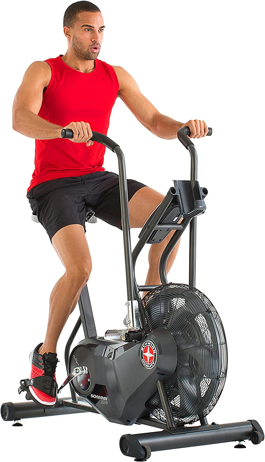 best exercise bike to lose weight: Schwinn Airdyne Bike Series