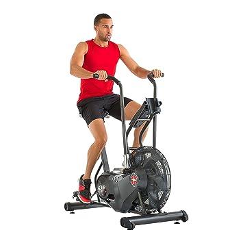 Schwinn AD6 Airdyne bicicleta estática y spinning- AirBike Crossfit/ Cardio-Training