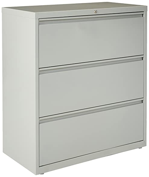 Lorell LLR88029 Lateral File Cabinet, 36u0026quot;, ...