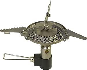 providus-proweltek PR1078 hornillo de Gas portátil Titanio 48 ...