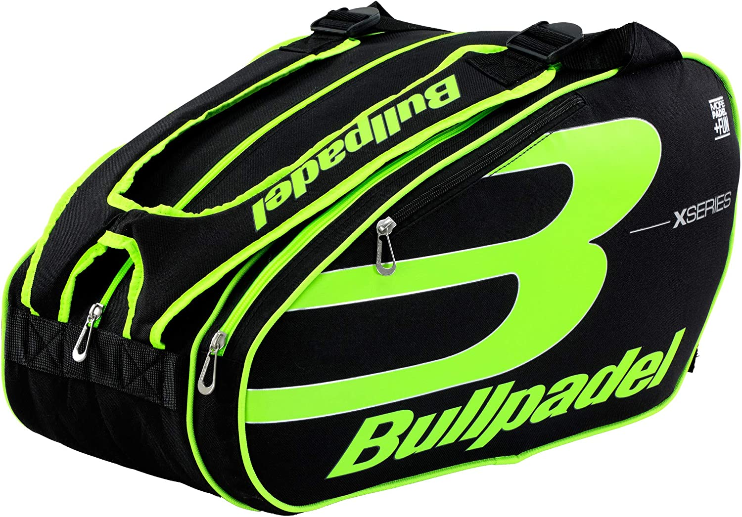Paletero Bullpadel 17004 Yellow: Amazon.es: Deportes y aire libre