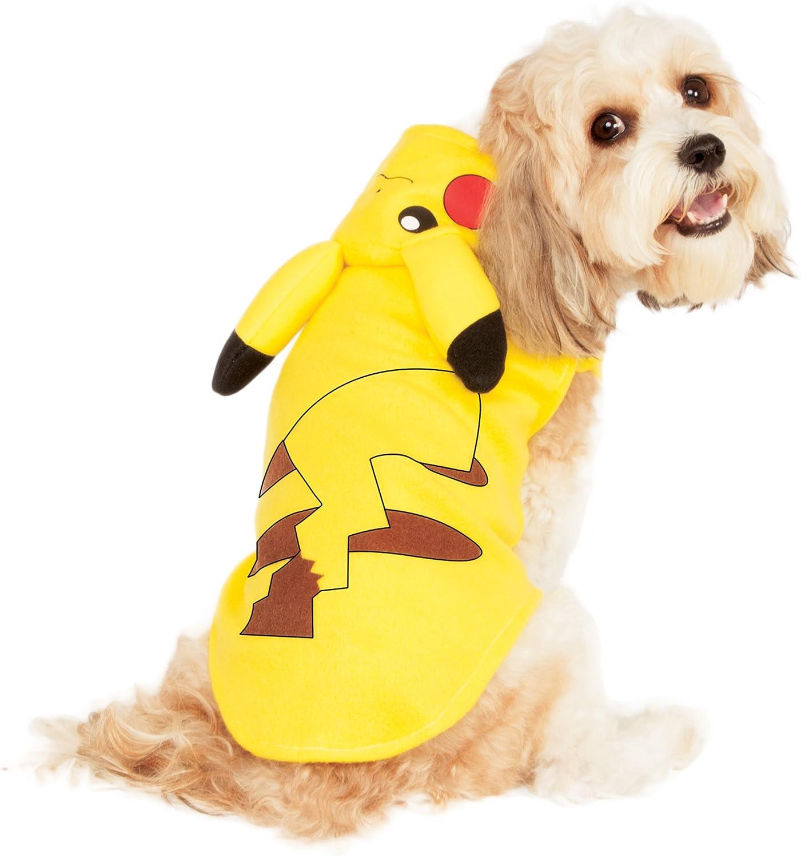 Rubies Disfraz Pikachu Mascota Sudadera con Capucha: Amazon.es ...