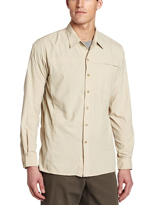 ExOfficio Men's Bugsaway Long-Sleeve Shirt