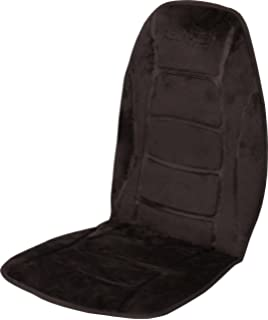 Relaxzen Deluxe Heated Car Seat Cushion With Built In Thermostat And Auto Shut Off
