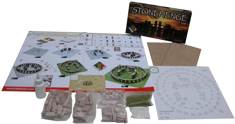 Aedes-Ars Stonehenge Model Kit