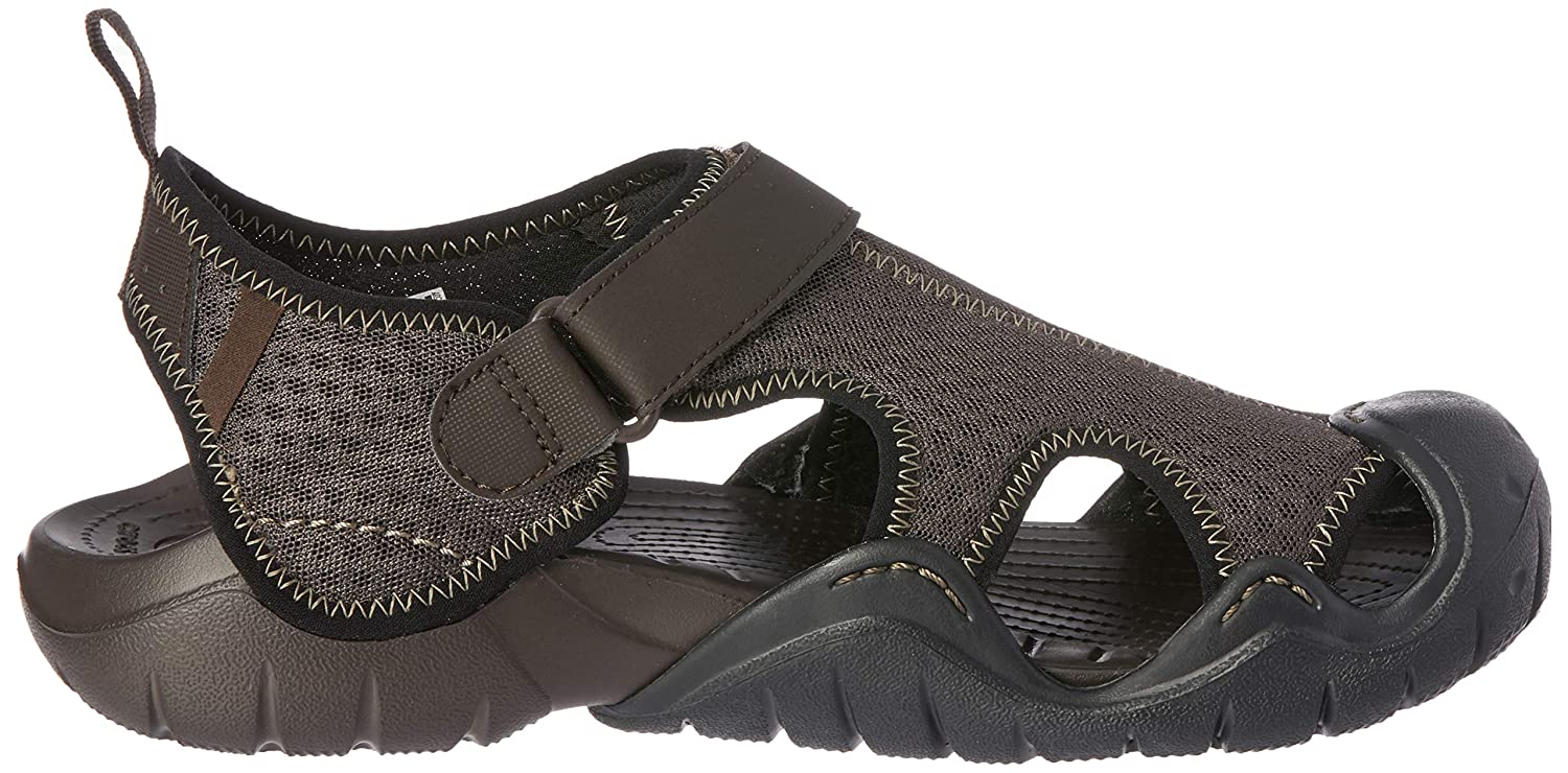 53354bd3a871 crocs Men s Swiftwater M Sandals  Buy Online at Low Prices in India -  Amazon.in