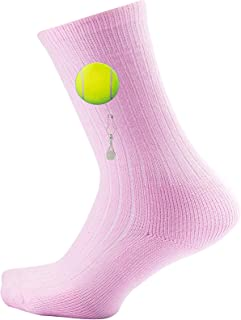 product image for thorlos womens Express Yourself Tennis Crew Socks