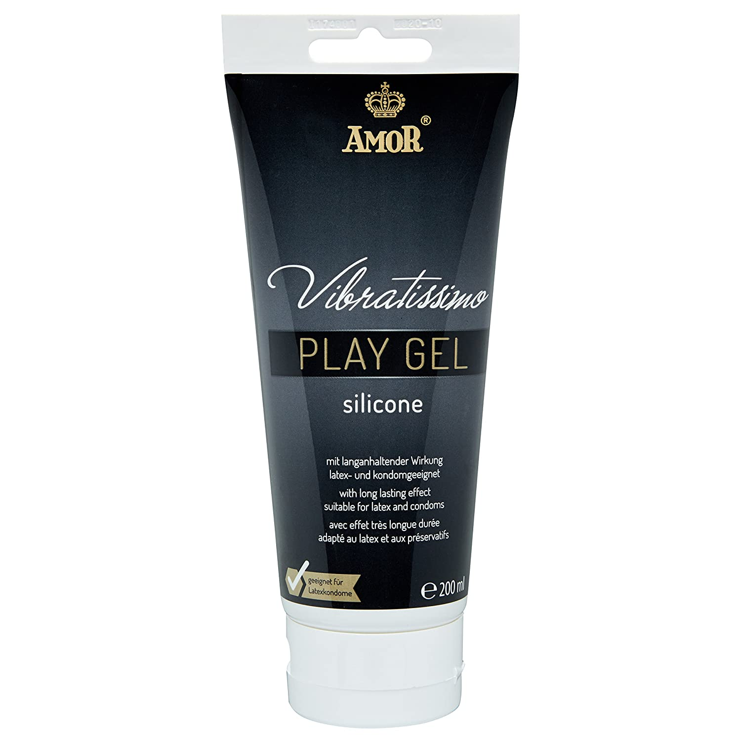 200ml Lubricante médico PlayGel