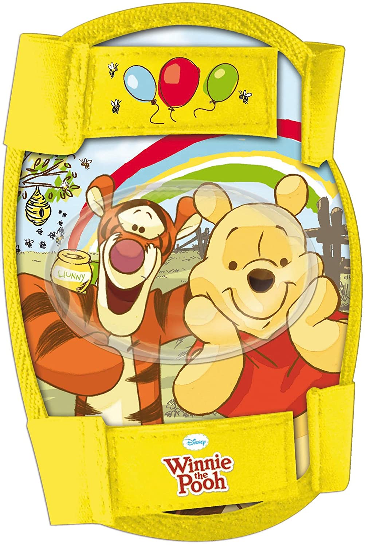 Disney Baby Elbowpads and kneepads kit Winnie the Pooh