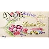 Crispo Confetti Snob Selection Color - Sfumature di Rosa - 3 confezioni da 1 kg [3 kg]