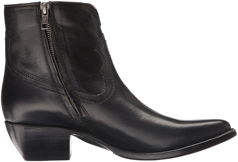 FRYE Women's Shane Short Western Boot B01BNWRDL2 6.5 B(M) US|Black
