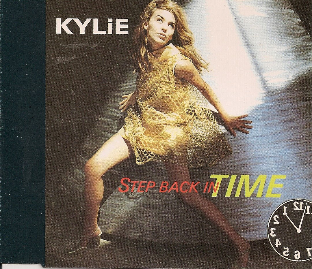 Step back in time (3 versions, 1990)