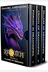 Flame of Requiem: The Complete Trilogy (World of Requiem) Kindle Edition