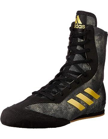 adidas Box Hog Plus, Zapatos de Boxeo para Hombre