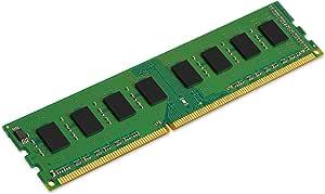 Kingston 8GB DDR3 PC3-12800 1600MHz Non-ECC CL11 Desktop Memory - KVR16N11-8