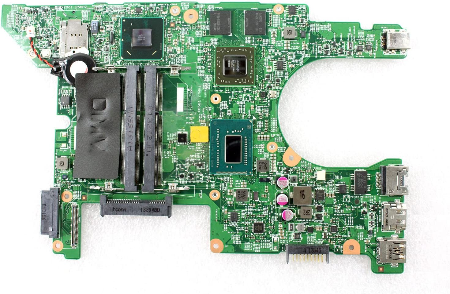 Genuine Dell Inspiron 5423 Intel Core i5-3337U 1.8 GHz SR0XL Motherboard YK9T4