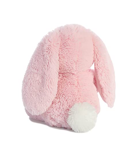 08804 Aurora World Pink Romper Bunny Inc