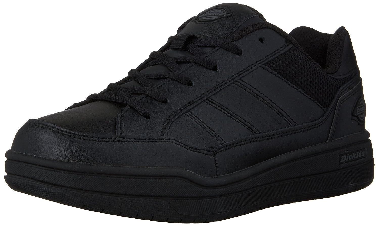 Dickies Men's Athletic Skate Shoe Black