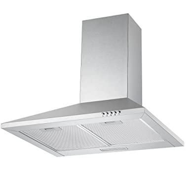 6a3e71a6d6b Cookology Unbranded CH600SS 60cm Chimney Cooker Hood in Stainless Steel
