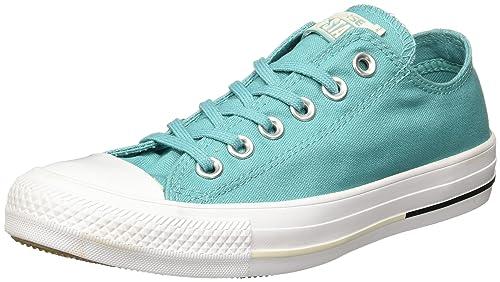 Converse - Zapatillas de Lona para Mujer Turquesa Azul Turquesa: Amazon.es: Zapatos y complementos