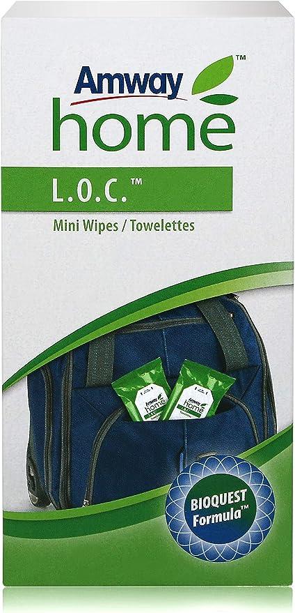 art n. 110485 4 confezioni da 24 panni lavapavimenti Amway