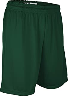 """product image for Game Gear PT-6479-CB Men's Solid 9"""" Performance Fitness Short with Draw String"""